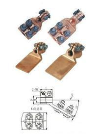 SBJ銅抱桿線夾