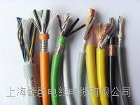 TRVVSP 6*2*24AWG  12芯0.2平方規范柔性雙絞屏蔽電纜 RVVSP低速拖鏈電纜