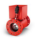 瑞士Rico瑞科主動式防爆隔爆閥浮閥VENTEX ESI-P型 Rico閥門總代理