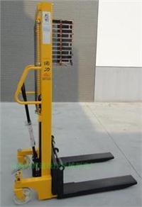 诺力手动液压堆高车SFH1016