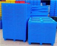 塑料托盘九脚网格垫仓板卡板地仓板防潮板