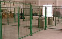 仓储围栏 车间隔离栅