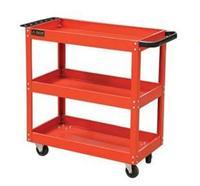 三層工具手推工具車 工具柜零件柜