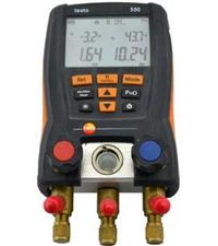 德国德图testo电子歧管仪 550-1-2