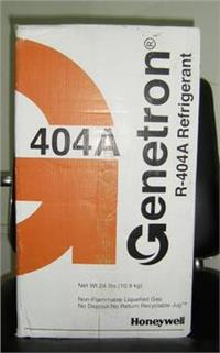 霍尼韦尔(原联信Allied Signal)制冷剂 Honeywell Genetron Series Refrigerants Genetron 404A(R404A)