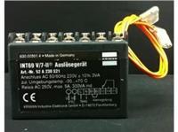 INT69 V/7-Ⅱ德国KRIWAN 压缩机电机马达保护器/专业电机保护模块