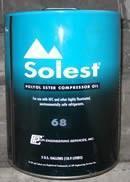 西匹埃CPI壽力斯特冷凍油Solest 系列