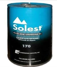 Solest170 西匹埃CPI壽力斯特冷凍油
