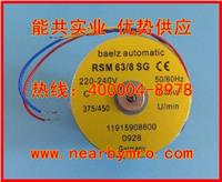 baelz RSM 63/8 SG电动阀小马达