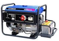 雅马哈三相汽油发电机 EF5500TE 额定功率5.0kW大功率5.5kW EF5500TE