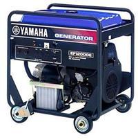 雅马哈发电机 汽油发电机 8.5KW发电机 EF12000E EF12000E