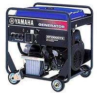 雅马哈汽油发电机 日本进口发电机 三相发电机EF13000TE EF13000TE