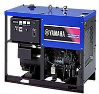 雅马哈YAMAHA柴油发电机组EDL26000TE【额定21kw大23KVA】三相 EDL26000TE