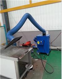 阿尔法焊烟净化器 移动式焊烟净化器 移动式净化单机  P-0018