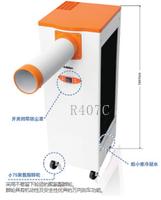 制冷機   R407C