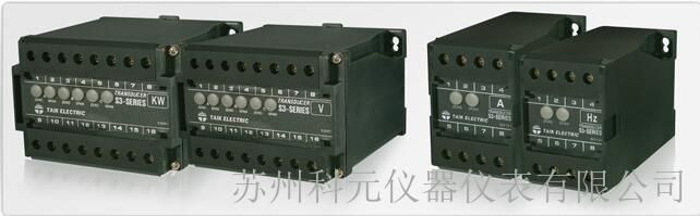 台湾台技S3-WD有功功率变送器
