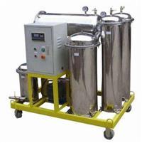 KL磷酸酯抗燃油专用不锈钢滤油机