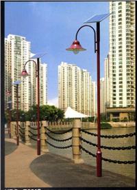 江蘇太陽能庭院燈