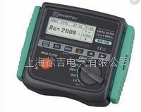 KEW 4106接地電阻測試儀 土壤電阻率 四線接地電阻儀