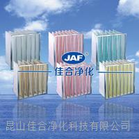 袋式中效空气过滤器防静电滤材无尘车间空调与通风系统预过滤