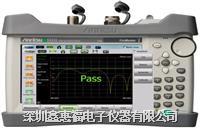 供应日本安立S331L手持式电缆与天线分析仪   S331L