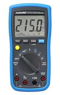 FT215宽频响真有效值万用表 FT215