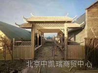 北京防腐木(景观) 订做各种规格尺寸