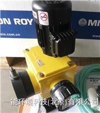 米頓羅GMA計量泵