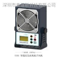 智能抗塵高效離子風機 U301