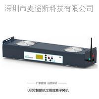 智能抗塵高效離子風機 U302
