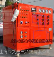 SF6氣體沖放及回收裝置