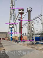 调频式串并联谐振耐压高压成套装置 LYYD2000