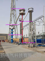 变频式串并联谐振耐压试验设备 LYYD2000