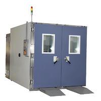 汽車檢測大型高低溫循環測試試驗室