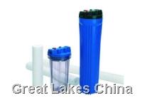 塑宝过滤器 塑胶材质HX型