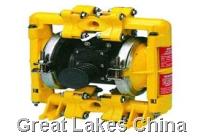 塑宝隔膜泵|双隔膜气动式化学泵浦L型 双隔膜气动式化学泵浦L型