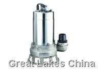 塑宝污水专用金属沉水泵浦BF/KF型 污水专用金属沉水泵浦BF/KF型