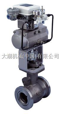 KOSO 210E偏心角行程型 调节阀