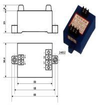 磁补偿式电压传感器 JV系列