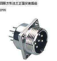 供應傳感器專用自動插拔航空插頭 M12/M16