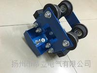 304不锈钢工字钢电缆滑车 GHC/GHD-I -10#