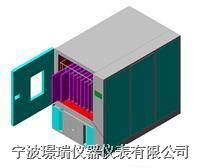 熱循環-濕熱-濕凍試驗機  003
