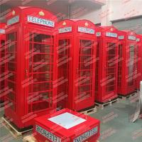 英式电话亭 RD-DH0403