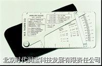 管道凹洞测量仪