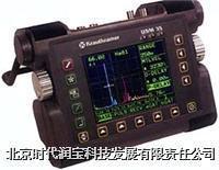 德国K.K款中文界面的进口超声波探伤仪 USM35