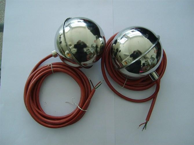 LFJ-GW耐高溫型液位控制器\電纜浮球液位開關 LFJ-GW