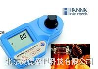 蜂蜜等級測定儀 蜂蜜色度測定儀 卜方特色度計 HI96785