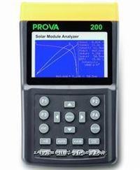 PROVA200太陽能電池分析儀