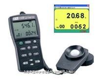 記憶式數字式照度計(RS232)