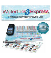 美��雷曼WaterLink3 Express快速�z�y���室 �代理